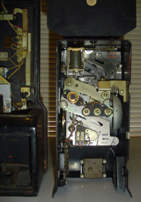 233G Payphone Guts